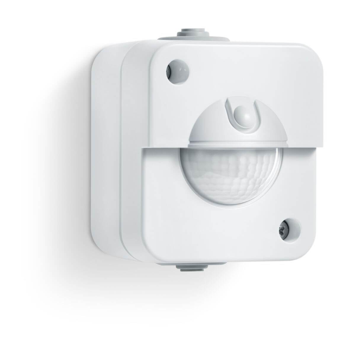 steinel ir 180 sensorschalter wandsensor sensor automatikschalter up ap wei neu markenbaumarkt24. Black Bedroom Furniture Sets. Home Design Ideas