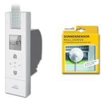 Schellenberg ROLLODRIVE 65 Plus Maxi elektrischer Gurtwickler max 6 m² Fläche inklSonnensensor