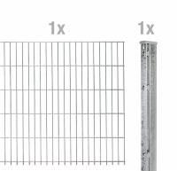 DS-Matte-Anbauset6 5 6,feuerverzinkt,2500x1230 2,5