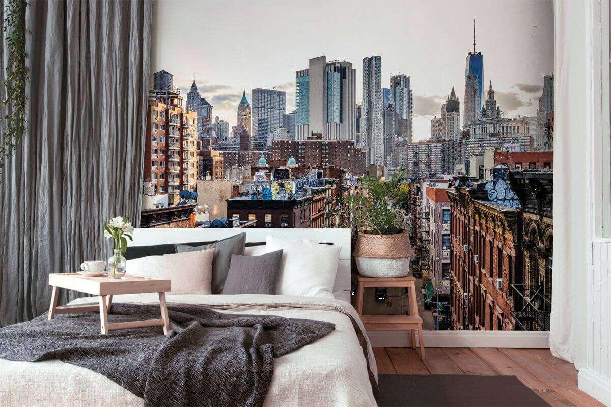 as creation designwalls new york views 1 stadt fototapete