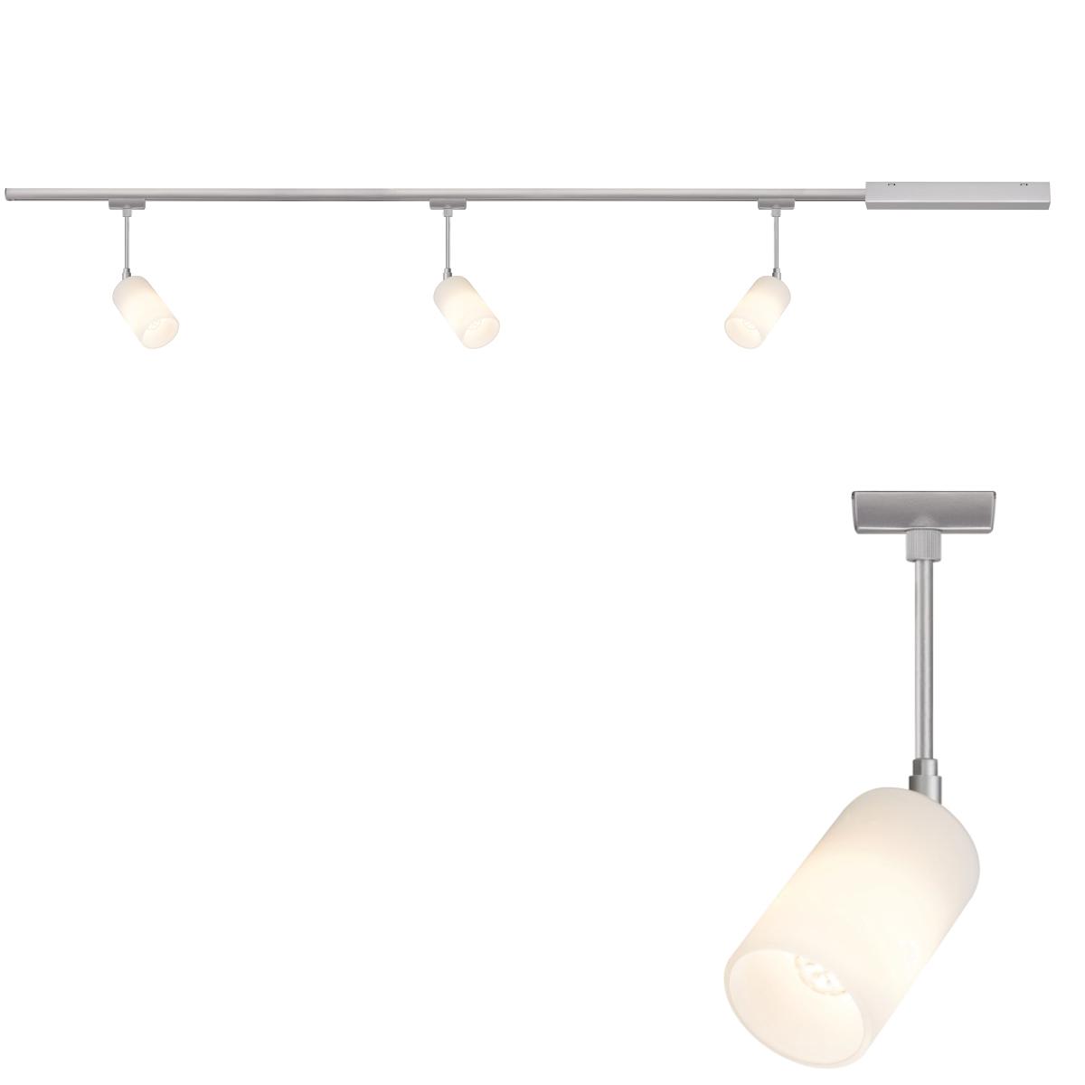 Paulmann URail Beleuchtung ➤ Schienensystem Planungshilfe
