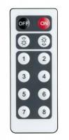 Paulmann Fernbedienung für URail, Wireless Adapter, An | Aus | Dimmen Wireless Fernbedienung An/Aus/Dimmen