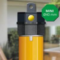 Schellenberg Rohmotor Plus Mini elektronische Endlageneinstellung