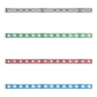 Paulmann RGB LED-Stripes Function MaxLED   LED-Streifen Erweiterung, farbig LED-Stripes