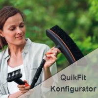 Fiskars QuikFit Konfigurator   Stecksystem zusammenstellen