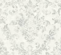 AS Creation Tapete | Barocktapete Weiß Grau Metallic | Neue Bude 2.0 Edition 2