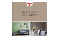 Alpina Feine Farben Farbenführer-Prospekt