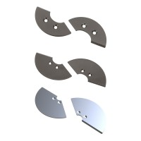 Fiskars - QuikDrill Handerdbohrer Erweiterung in verschiedenen Größen Erdbohrer