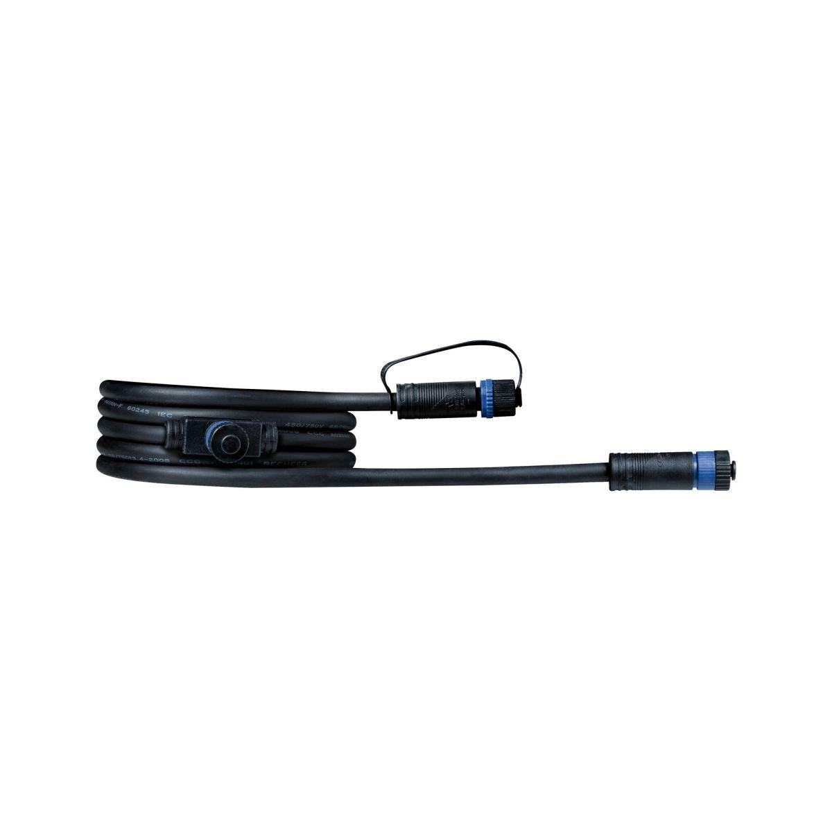 paulmann plug shine kabel zubeh r g nstig kaufen markenbaumarkt24. Black Bedroom Furniture Sets. Home Design Ideas