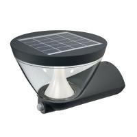 B-Ware Osram Wandleuchte Endura Style Lantern Solar 5W dunkelgrau Außenleuchte