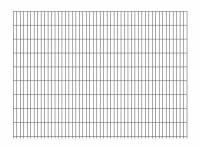 Doppelstab-Gittermatte6 | 5 | 6 Anthrazit 2500x1 830