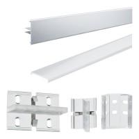 Paulmann LED-Stripes - Function Duo, Profil Leisten und Zubehör LED-Stripes