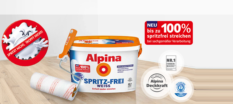 alpina-farben | eBay Shops
