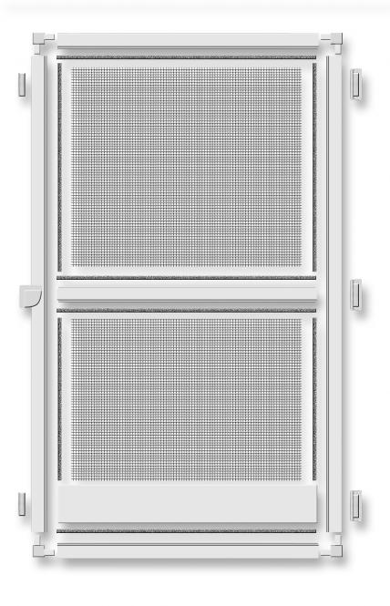 schellenberg 50794 insektenschutz t r profi 32cm 120x240cm wei gratis kerze ebay. Black Bedroom Furniture Sets. Home Design Ideas